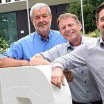 Ansprechpartner des Dachverbandes in der Nibelungenstadt sind Daniel Heid (re.), Manfred Pfeiffer (li.) und Ronald Eisenhauer. Foto: Karin Flesner