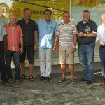 Besuch der SPD Stadtratsfraktion bei der Wormser Tafel.