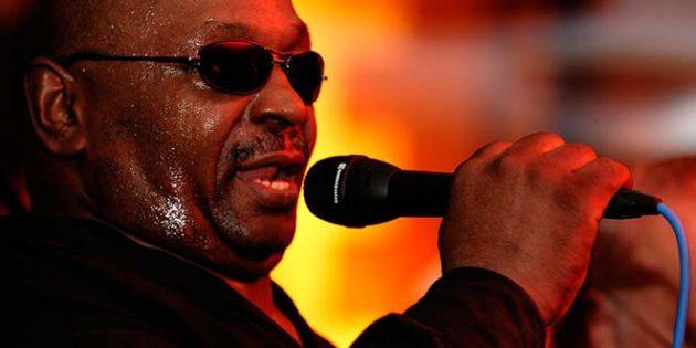 Der Musiker Big Lenny Power Exson wird mit Blues, Funk und Jazz das Honky Tonk Frankenthal bereichern.