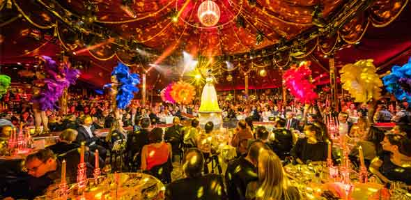 """Mit der neuen Show """"The Power of Love"""" feiert der Radio Regenbogen Harald Wohlfahrt Palazzo in dieser Saison sein 20. Jubiläum.  Foto: Ralph@Larmann.com"""