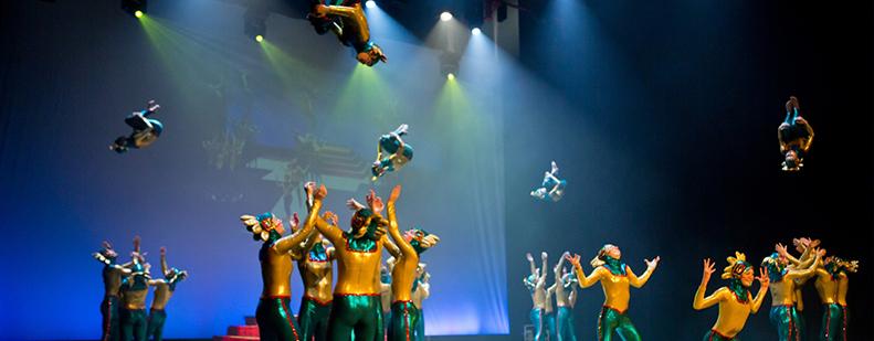 Beim Bundesfinale am 17. November gibt es im WORMSER spektakuläre sportliche Darbietungen zu erleben.