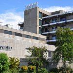 In Gebäudeteilen des Hochstifts könnte ein Hospiz entstehen. Foto: Gernot Kirch