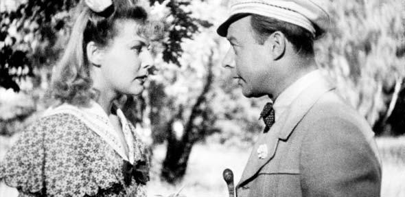 """Die """"Feurzangenbowle"""" aus dem Jahre 1944 gehört zu den deutschen Filmklassikern schlechthin. Foto: Filmverleih im Nordseepark"""