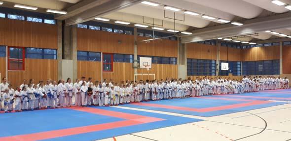 Die Wormser Karateka konnten sich bei der Kader-Sichtung in Kaiserslautern unter einer Vielzahl von Mitstreitern erfolgreich durchsetzen.