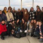 Polnische Schüler besuchten eine Woche lang die IGS Osthofen und nahmen an zahlreichen Ausflügen teil.