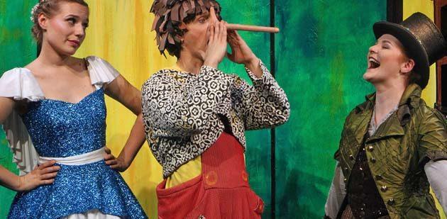 Das Theater Liberi verspricht ein unterhaltsames Live-Erlebnis für Kinder ab vier Jahren, Eltern und Großeltern.