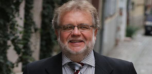 """Prof. Dr. Walter Mühlhausen von der """"Stiftung Reichspräsident – Friedrich – Ebert – Gedenkstätte"""" in Heidelberg referiert am 18. Januar im WORMSER."""