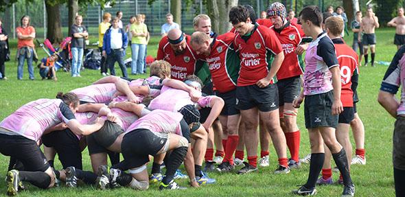 Seit 20 Jahren gehört der Wormser Rugby Club zur Sportszene der Nibelungenstadt.