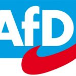 Rheinkiesel auf Kreisgeschäftsstelle der AfD  geworfen