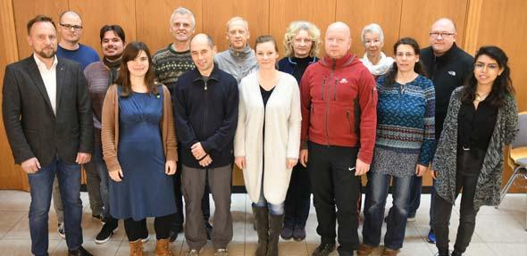 Die Wahlliste der Bündnis 90/Die Grünen in Bobenheim-Roxheim besteht fast zur Hälfte aus Frauen.