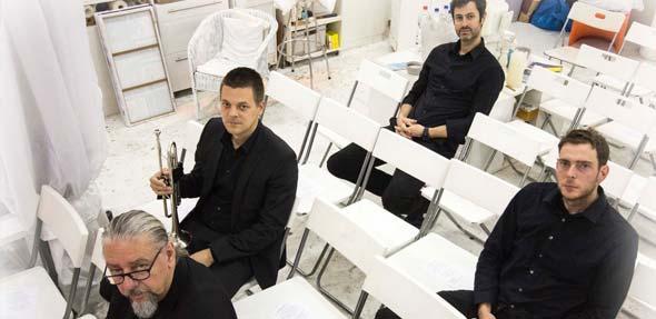 Das Konzert mit dem Heiko Hubmann Trio und Günter Minas findet in Kooperation mit dem Jazzclub Rheinhessen statt. Foto: Heiko Hubmann