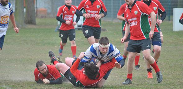 Dass es beim Rugby etwas robuster und härter zugeht, macht für viele Zuschauer und Aktiven den Sport so attraktiv.