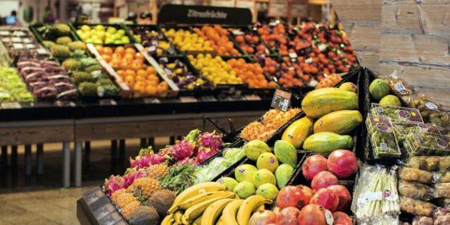 Auch in Bobenheim-Roxheim gibt es eine große Auswahl an Obst- und Gemüse in Bio-Qualität und zahlreiche Produkte direkt aus der Region.