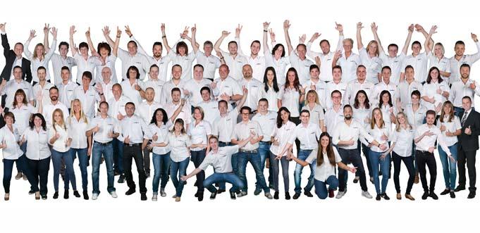 """Über die positive Bewertung freut sich das gesamte Media Markt-Team – schließlich ist der Erfolg beim Kundenspiegel Ausdruck einer echten """"Mannschaftsleistung."""""""