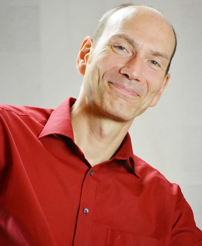 """Steffen Boiselle ist u.a. der """"Vater"""" des Mundartcartoons """"100% Pälzer""""."""