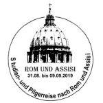 Nach Rom und Assisi