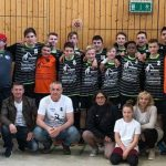 Mit dem Sieg festigten die HSG-Handballer ihren 4. Tabellenplatz.