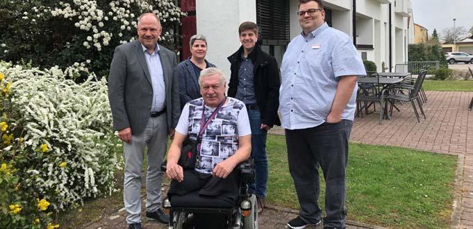 """Kessel besucht anlässlich der """"Woche der Pflege"""" der CDU-Landtagsfraktion Wormser Senioreneinrichtungen / """"Menschenwürdige Pflege ist unabdingbar!"""""""
