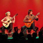 """Das """"Machado Quartett"""" sorgen für klassische Unterhaltung in der Anhäuser Mühle. Foto: Johann Drischl"""