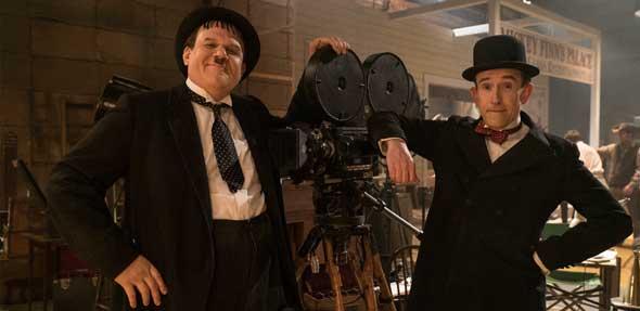 Das ikonische Komiker-Gespann Oliver Hardy und Stan Laurel. Foto: Filmverleih 20th Century Fox