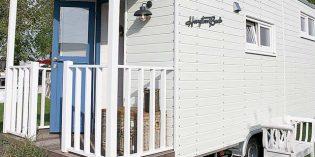 """Das Model """"Hampton Beach"""" vermittelt den neu-englischen Stil mit optimaler Platzausnutzung."""