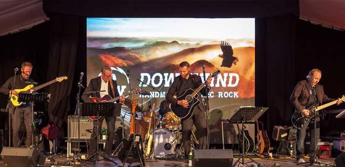 Wer mehr über die Band erfahren möchte, kann dies im Internet unter www.downwind-band.de oder auf der Facebook-Seite von DOWNWIND tun.