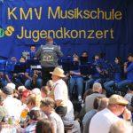 300 Besucher boten den jungen Musikern ein großes Publikum.
