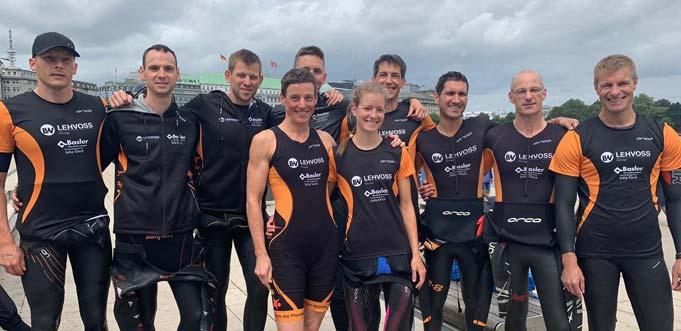 Für das erfolgreiche Team heißt es nun, sich schnell zu regenerieren, denn bereits in drei Wochen steht der dritte Wettkampf des BASF Rhein-Neckar-Cups für die Wormser in Ladenburg auf dem Programm.