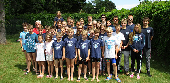 54 Schwimmerinnen und Schwimmer des SG Worms traten  beim Wettkampf  des 1. Wormser Schwimmclub Poseidon e.v. an und erreichten 39 erste Plätze, 53 zweite Plätze und 40 Mal den dritten Platz. Außerdem gab es 192 persönliche Bestzeiten, 5 Saison Rekorde und 27 Saison Bestzeiten.