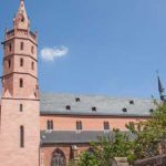 Die Liebfrauenkirche ist das einzige erhaltene gotische Bauwerk in Worms. Foto: Ina Pohl