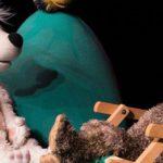 """In """"Der kleine Eisbär"""" erzählt das Kölner Künstler Theater von den Abenteuern des kleinen Bären, dessen Heimat wegschmilzt und der auf einer Eisscholle nach Süden treibt (ab drei Jahren)."""