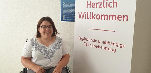 Menschen mit Behinderung und deren Angehörige werden in der EUTB von anderen Behinderten unterstützt und beraten.