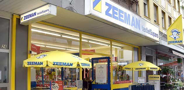 Zeeman-Filiale in Worms schließt