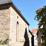 Die Synagoge ist als Monument des Ensembles Gemeindezentrum Synagogenbezirk Teil desUNESCO-Welterbeantrages derSchUM-Stätten.