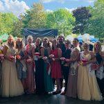 Der Majestätentreff, bei dem die Weinmajestäten aus Rheinhessen und der Pfalz vor Ort sind, gehört mittlerweile schon zur Tradition.