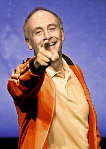 """Mit seinem Programm """"Le BEST OF"""" ist der Kabarettist Alfons im Oktober 2020 im WORMSER zu Gast. Foto: Tine Acke"""