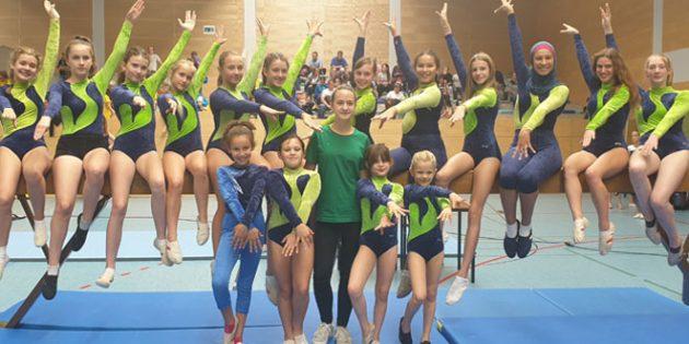 Bei den am vergangenen Sonntag stattgefundenen Gau-Mannschafts-Meisterschaften im Biz überraschten die Turnerinnen des TV Leiselheim nicht nur ihre Trainer.