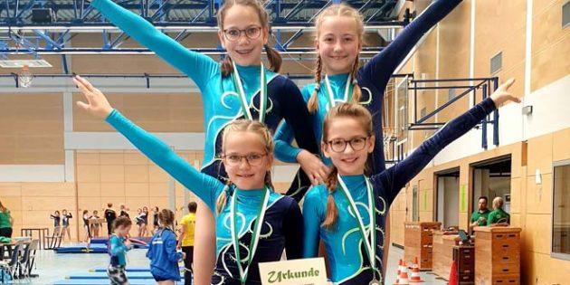 Für die TGO-Turnerinnen geht es jetzt zu der Rheinhessenmeisterschaft im Oktober.