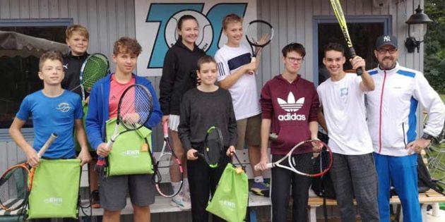 Im nächsten Jahr ist der TV 1848 e.V. Gimbsheim der Veranstalter des Turniers. Weitere Informationen über unseren Verein findet man unter www.tc-blauweiss-eich.de