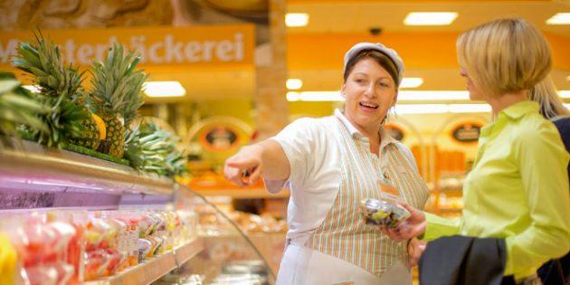 Deutschlands beliebtester Lebensmittelhändler