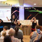 """""""Das Leben ist Schön!"""": Die Lebenshilfe Worms veranstaltete bereits zum 5. Mal den Tanz-Musik-Theater-Abend und sorgte für strahlende Gesichter."""