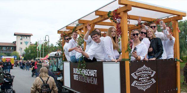 Bockenheim beendete die Weinfest-Saison!