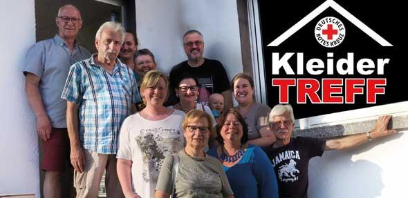 Im ehemaligen Kuhstall der Familie Knab in Pfeddersheim soll eine Kleiderkammer des Deutschen Rotes Kreuzes entstehen.