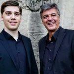 Klänge des Frühbarocks: Jan Jerlitschka (links) und Jan van Elsacker sind in der Dominikanerkirche St. Paulus zu hören.