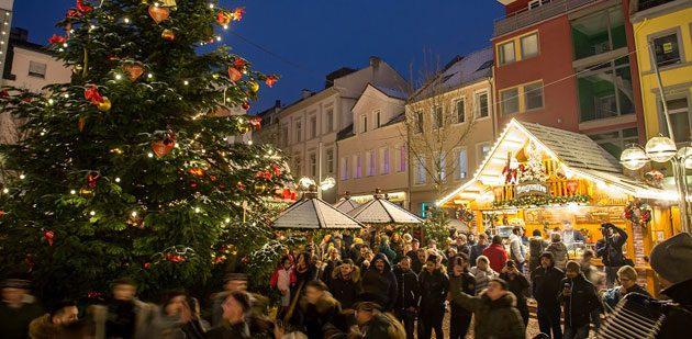 """""""Nibelungen Weihnacht"""" läutet die Weihnachtszeit ein"""
