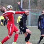 War eine klasse Einzelleistung von Jamie Tahedl bei der 1:0 Führung für die Wormatia A-Jugend. Super den Ball mit der Brust angenommen und Volley in den Koblenzer Kasten vollstreckt. Foto: Felix Diehl