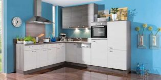 Beste Funktionalität: Im Küchenprogramm hat Möbel BOSS zahlreiche Markengeräten wie zum Beispiel von Siemens oder Neff. Foto: SB-Möbel BOSS