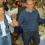 Mit seiner Närrischen Weinprobe sorget der MGV 1846 Abenheim für Stimmung unter den Gästen.