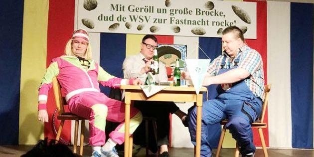 Jochen Magenheimer, Mirko Schmitt und Patrick Baaden (von links). Foto: Wolfgang Hinterbauer