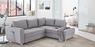 Neue Couch, neues Wohngefühl: Gerade jetzt im WSV lohnen sich große Neuanschaffungen.Foto: SB-Möbel BOSS